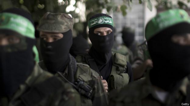 Militantes de Hamas