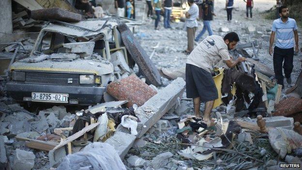 Hamas dispara morteiros e rompe trégua com Israel