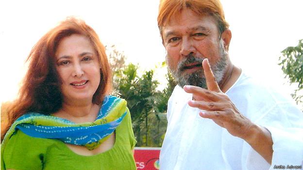 राजेश खन्ना, अनीता आडवाणी