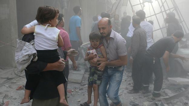 Guerra civil en Siria