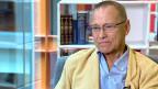 Андрей Кончаловский беседует с Фамилем Исмаиловым