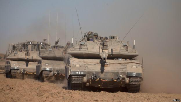 A ofensiva terrestre de Israel em Gaza pode beneficiar o Hamas?