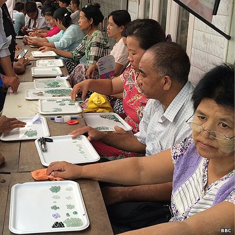 Mercado de jade