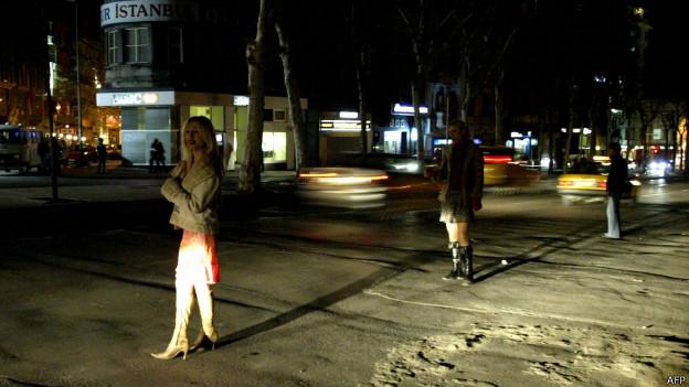 Türkiyədə transgender fahişə