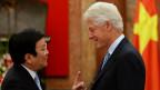 Bill Clinton và lãnh đạo Việt Nam