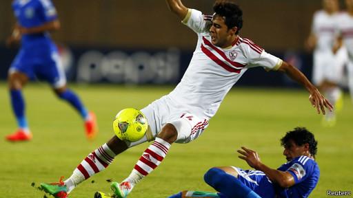 الزمالك بطلا لكأس مصر بعد فوزه على سموحة بهدف وحيد