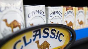 Cigarros Camel | Crédito: Reuters