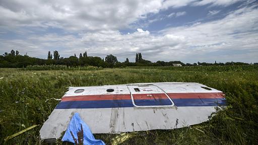 Destroços MH17 (AFP)