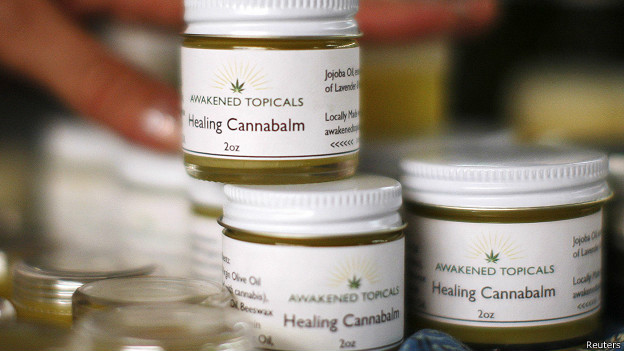 Ungüento de cannabis