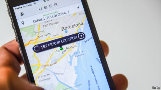 Uber (Getty)