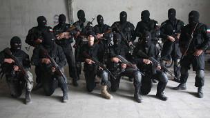 نیروهای ویژه بسیج