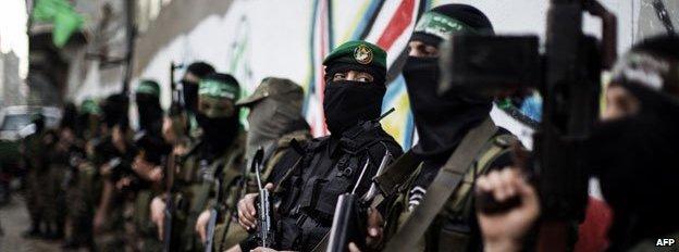 Brigadistas de Qassam