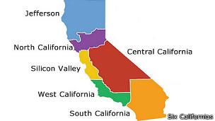 Proyecto de las seis Californias