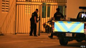 Centro de detención de Macuarima