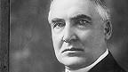 Warren Harding, cortesía Biblioteca del Congreso