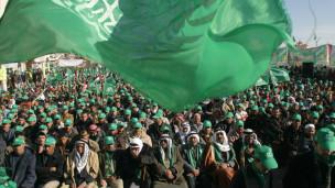 Vitória do Hamas nas eleições de 2006(AFP)