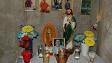 Altar para desaparecidos en México
