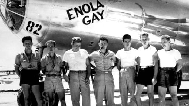 70 años de Hiroshima 140730021421_enola_gay_crew_624x351_pa