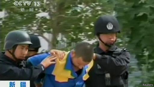 مقتل عشرات اليوغور المسلمين والهان الصينيين في شيجيانغ