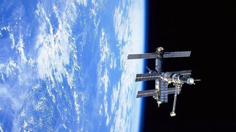 Estación espacial rusa MIR