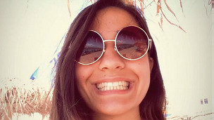 Mulheres turcas postam sorrisos nas redes sociais (Hazal Naz BesleyIci)