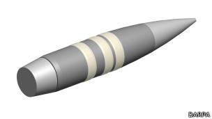 Prototipo de bala de la DARPA