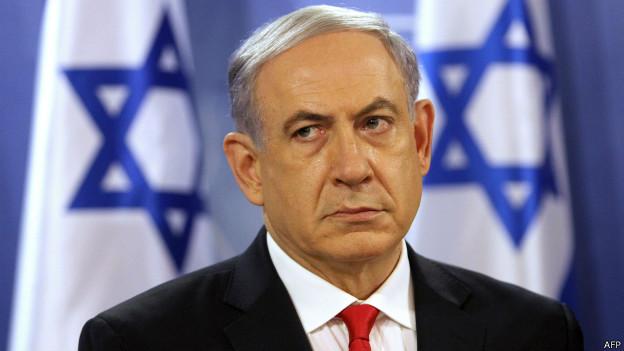 Primeiro-ministro israelense Benjamin Netanyahu. Credito: AFP