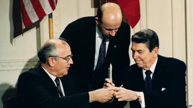 Pacto que ajudou a pôr fim à Guerra Fria está abalado?