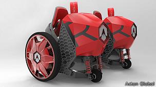 RocketSkates R6
