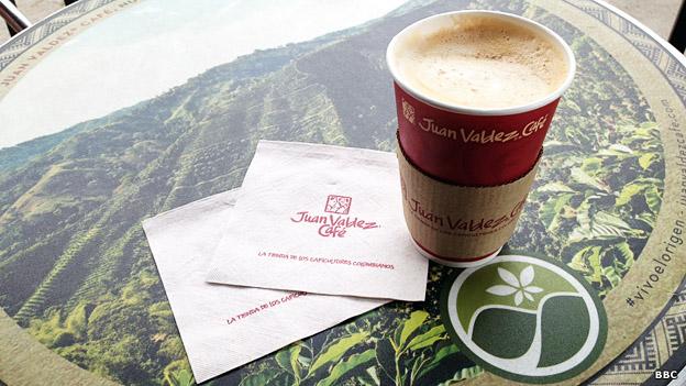 Café Juan valez