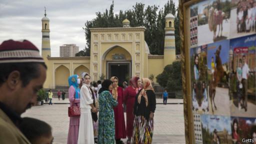 Masjid Id Kah