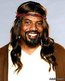 'Jesus Negro' Crédito: Adult Swim