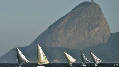 Montaña Pan de Azúcar, Brasil