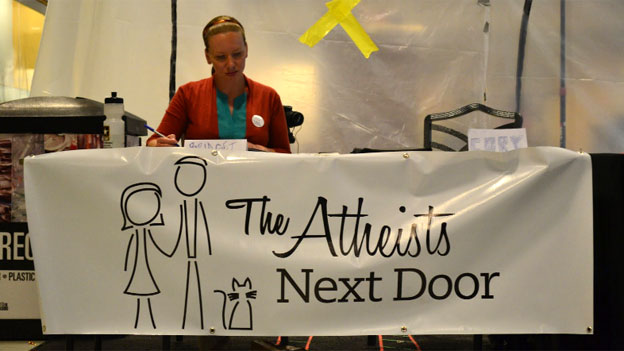 A student atheism convention took place in Ohio.