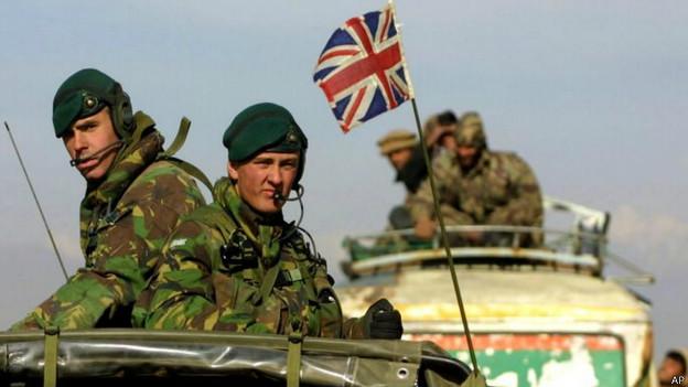 قائد الجيش البريطاني: القوات البريطانية ستعود إلى أفغانستان إن أصبحت