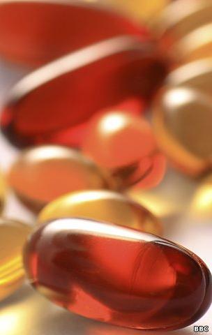 Suplementos en píldoras