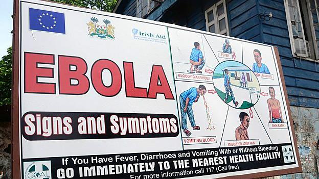 ¿Cómo evitar que el ébola se propague?