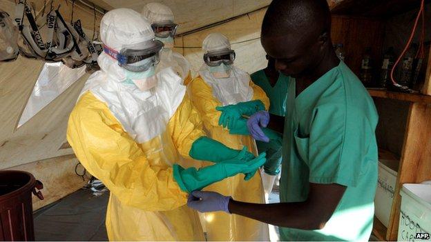 Entenda o que é o ebola e como a doença mortal se espalha