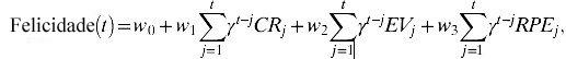 Equação da felicidade
