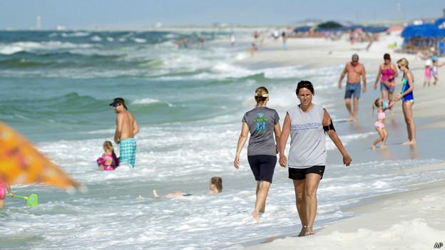 Playa en Florida