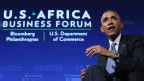 Prezida Obama niwe yateguye inama y'abakuru ba Afrika na Amerika