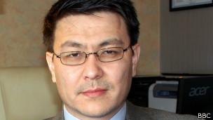 Узбекский эксперт Камолиддин Раббимов