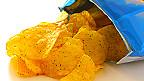 Paquete de papas fritas