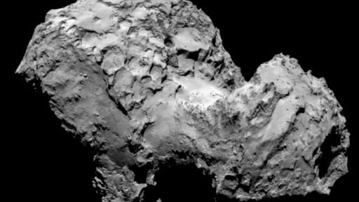 Phi thuyền tiếp cận sao chổi