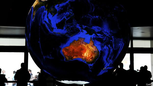 Модель плантеы Земля