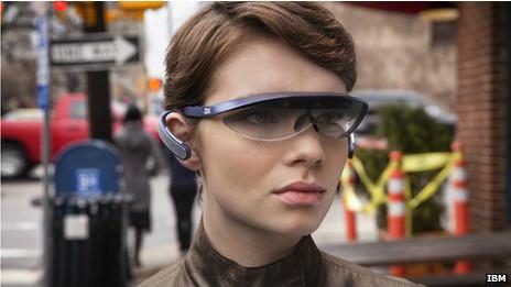 Gafas de IBM
