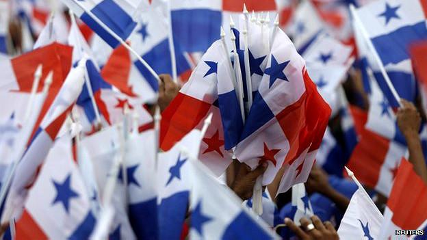 Banderas de Panamá