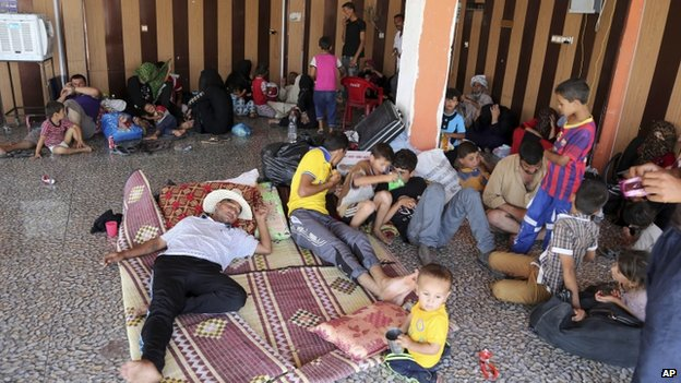 Obama diz que EUA impedirão criação de Estado islâmico no Iraque e Síria
