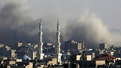 Bạo lực ở Gaza