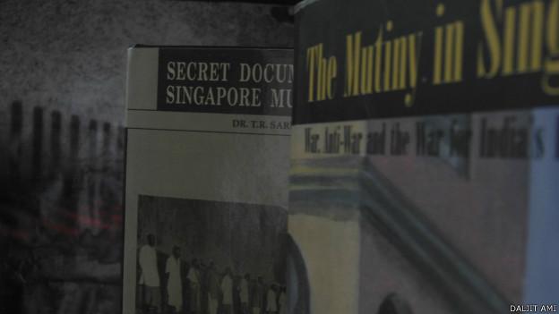 सिंगापुर विद्रोह